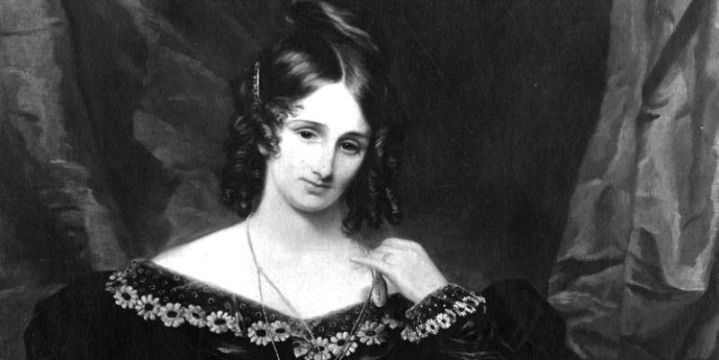 Accadde oggi – 1 febbraio. Ricorre l'anniversario della scomparsa di Mary Shelley
