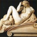 Nudo artistico, le 10 opere d'arte italiane più famose | La notte, Michelangelo
