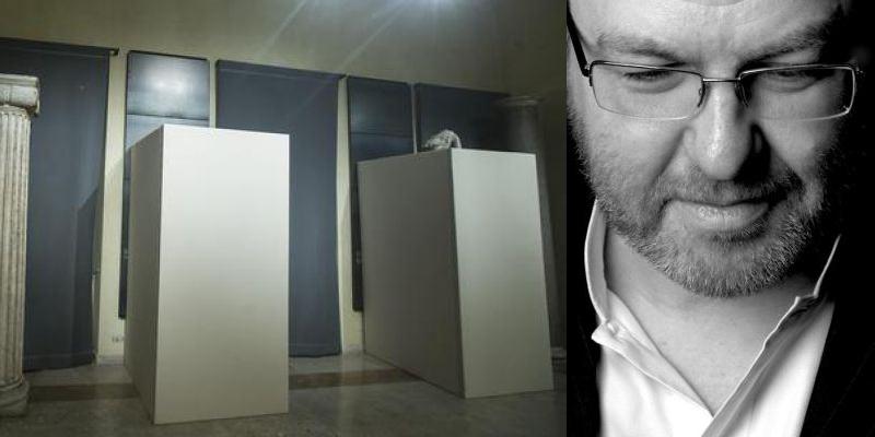 """""""Sottomissione"""", il commento di Massimo Gramellini alle statue coperte ai Musei Capitolini"""