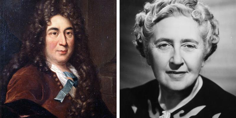 Accadde oggi – 12 gennaio. Ricorrono gli anniversari di Agatha Christie e di Charles Perrault