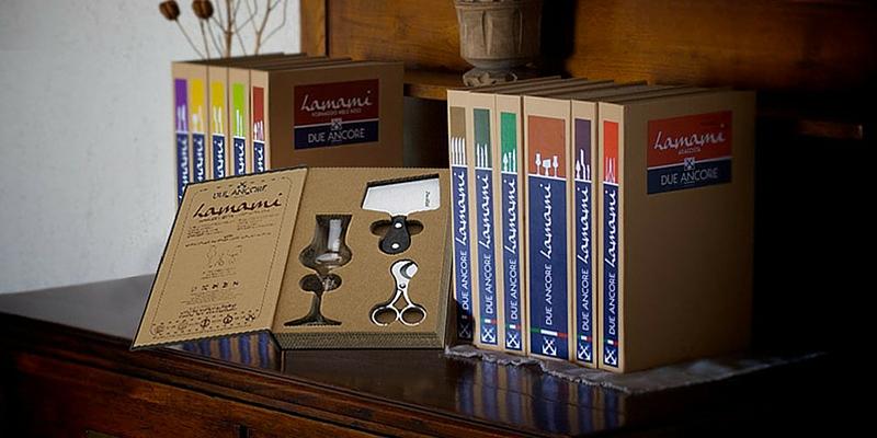 """""""Lamami"""", arrivano i set di libri con all'interno utensili da cucina"""