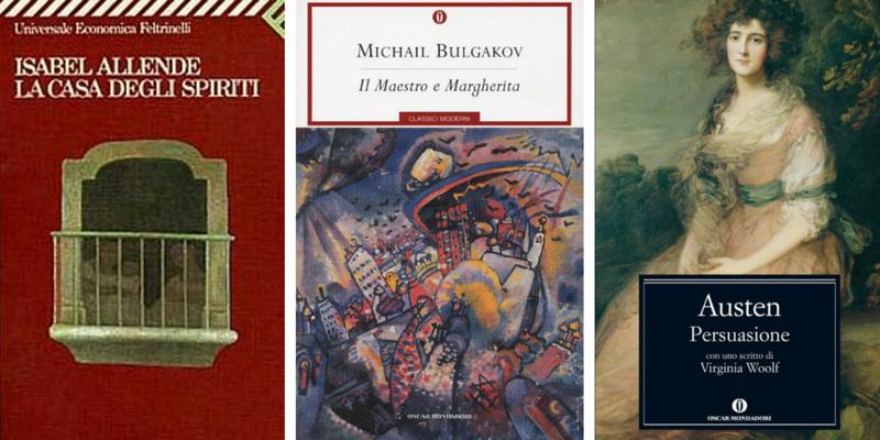 10 libri in cui un lettore vorrebbe vivere almeno un giorno
