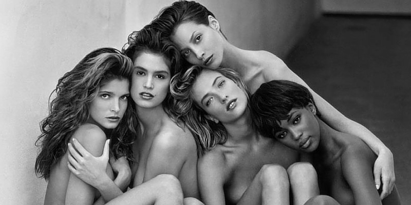 Herb Ritts in mostra a Milano