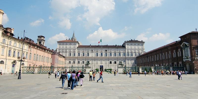 Il Polo Reale di Torino cambia nome, nascono i Musei Reali.