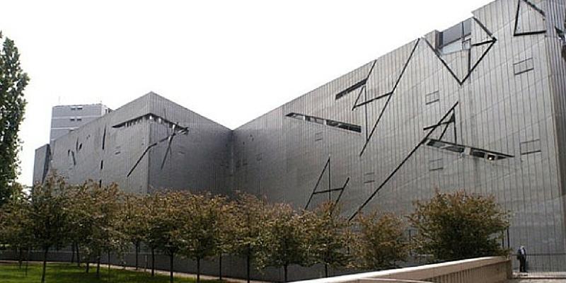 Il Museo ebraico di Berlino, un esempio di architettura emozionale