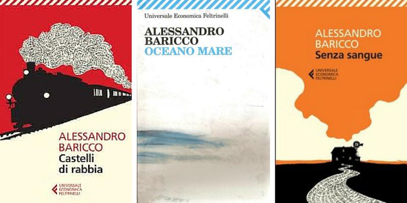 Quale romanzo di Alessandro Baricco è il vostro preferito?