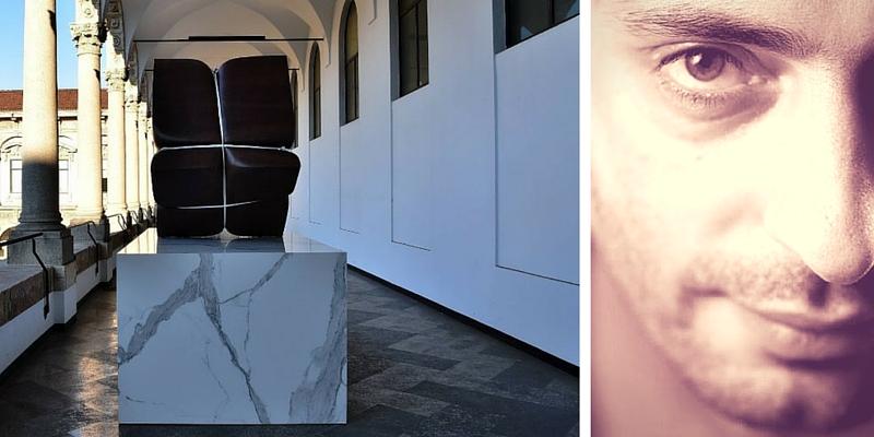 Le opere di Mikayel Ohanjanyan in mostra a Milano.