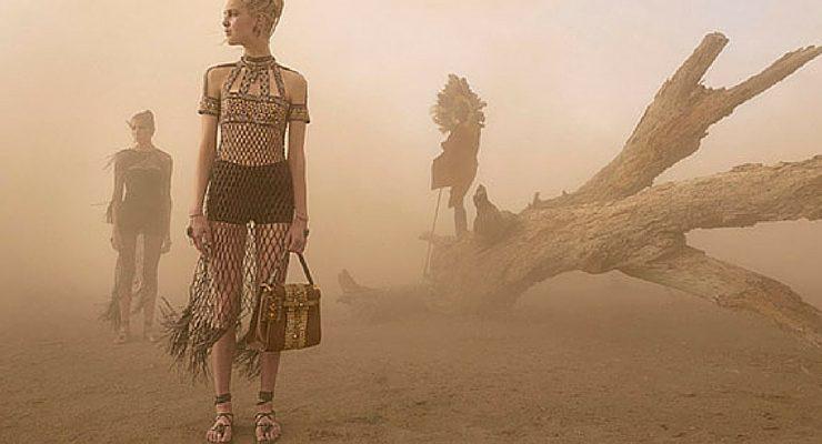 McCurry firma la nuova campagna moda di Valentino