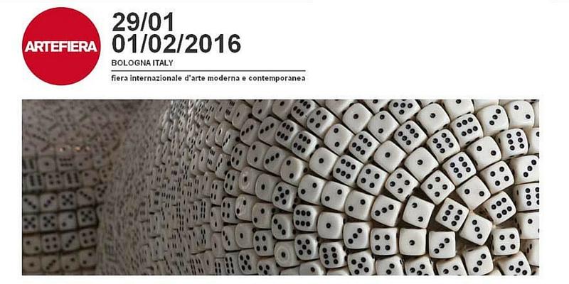 40 anni di Arte Fiera Bologna, l'edizione 2016.