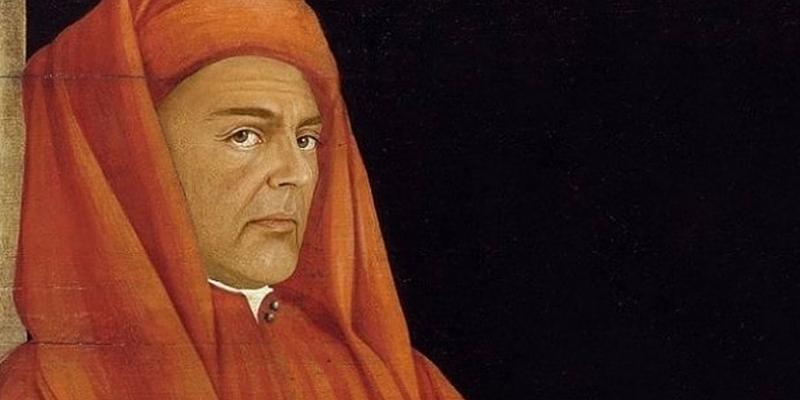 """Giotto, il pittore """"leggendario""""."""
