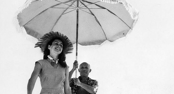 """Françoise Gilot, l'amante che """"sopravvisse"""" a Picasso."""