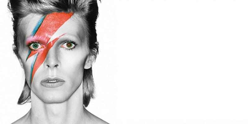 David Bowie, icona rock e artistica