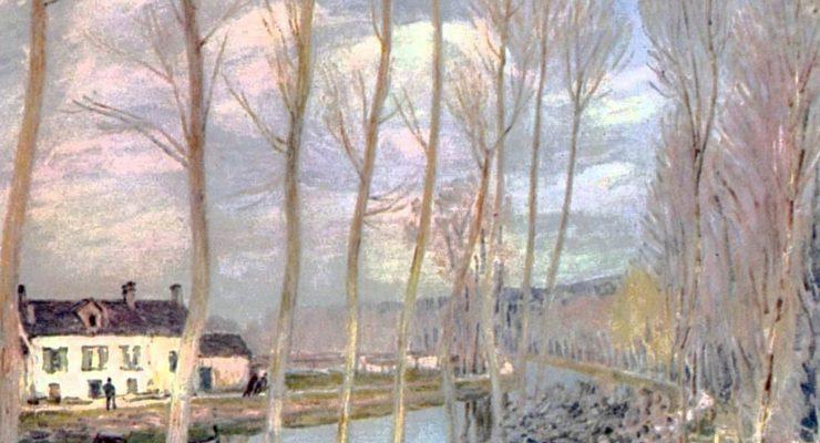 I quadri più belli di Sisley