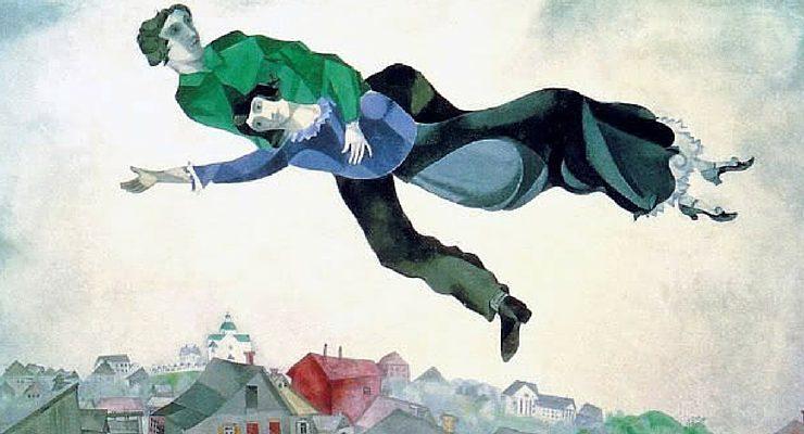 10 cose che forse non sapete su Chagall.