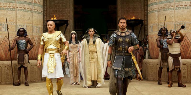 Il racconto dell'antico Egitto nelle pellicole cinematografiche