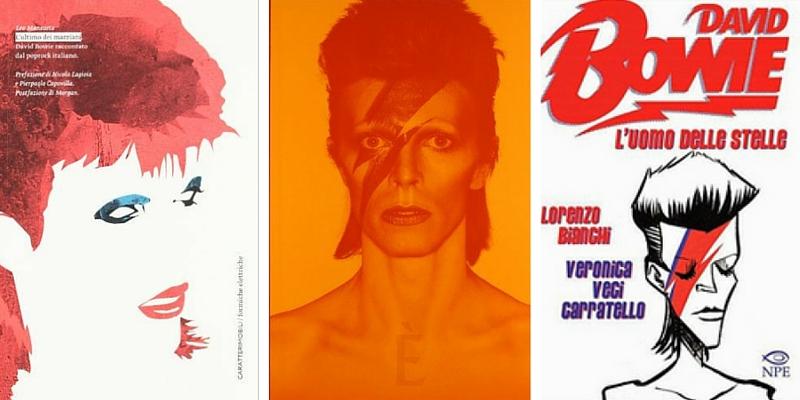"""David Bowie, i libri da leggere per ripercorrere la vita e la carriera del """"Duca Bianco"""""""