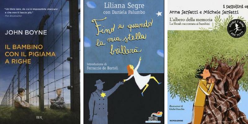 Giornata della Memoria, i libri per raccontare la Shoah ai ragazzi