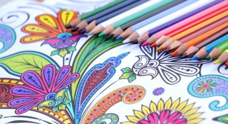 Art Therapy, i libri da colorare per gli adulti