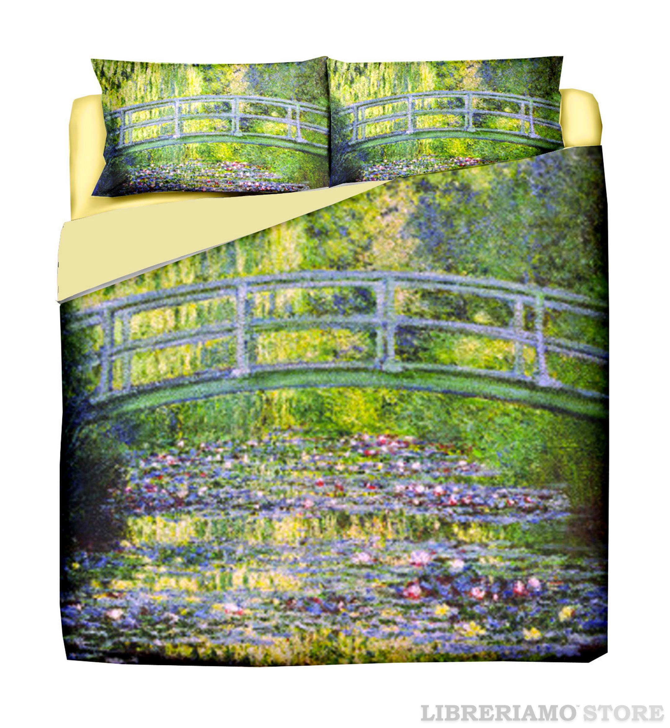 Arredare con arte, ecco le lenzuola ispirate a Van Gogh e Klimt