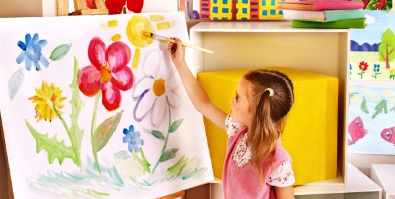 10 buoni motivi per cui insegnare l'arte a scuola fa bene ai bambini