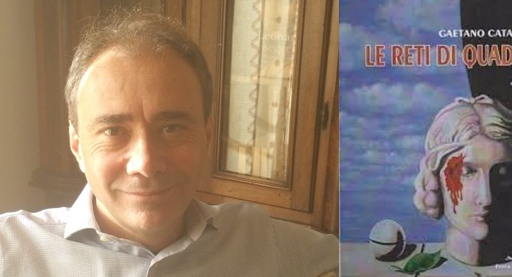 """Il giudice Gaetano Cataldo, """"Scrivere un libro per me significa dar spazio alla fantasia"""""""