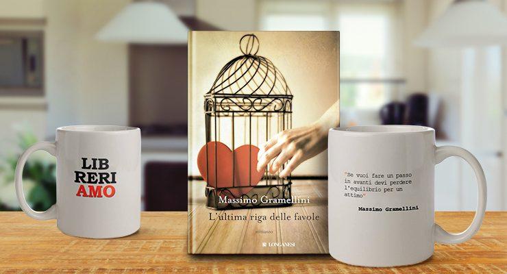 """Acquista l'AforisMug di Massimo Gramellini, in omaggio ai primi 10 il suo nuovo libro """"L'ultima riga delle favole"""""""