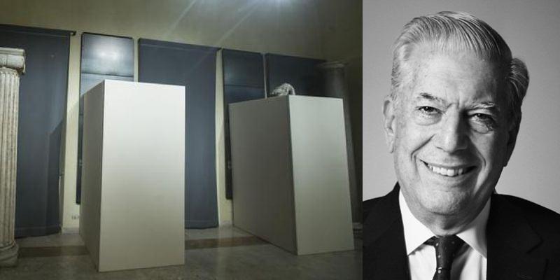 Cosa insegnano le statue coperte a Roma secondo il premio nobel Mario Vargas Llosa
