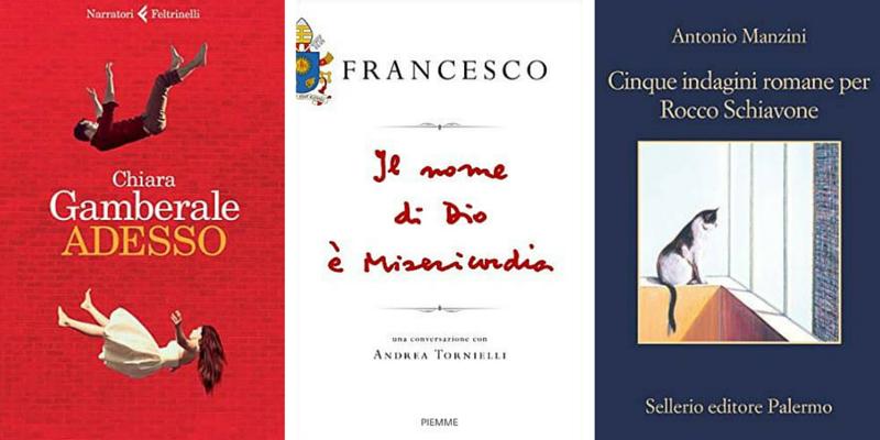 """""""Adesso"""" di Chiara Gamberale è il libro più venduto della settimana"""