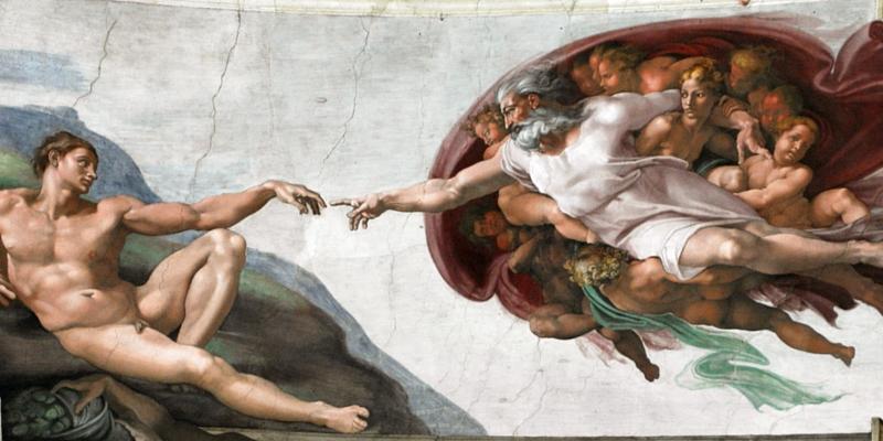 Michelangelo, l'artista universale