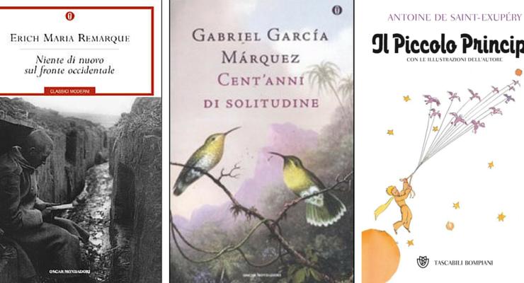 10 libri da leggere almeno una volta nella vita secondo i lettori