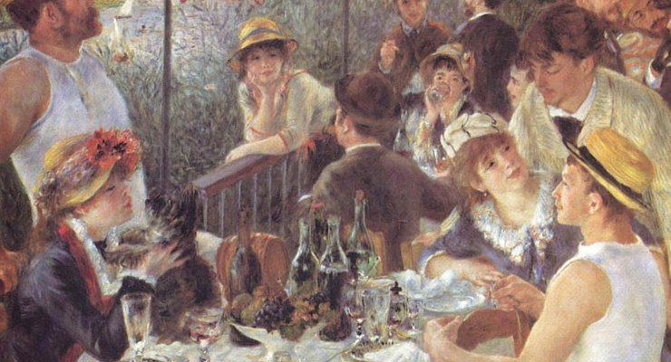 Aline Charigot, l'amata musa di Renoir
