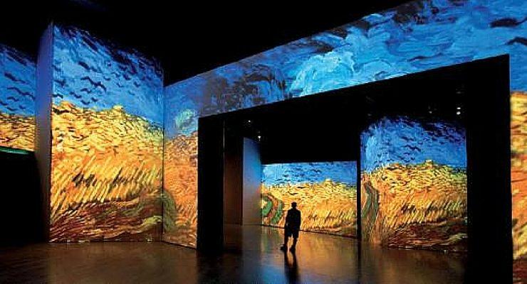 """""""Van Gogh Alive"""", a Torino la mostra che ti fa """"immergere"""" nelle opere d'arte"""