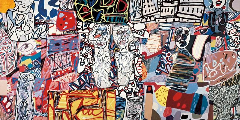 Basilea celebra Dubuffet, il padre dell'Art Brut