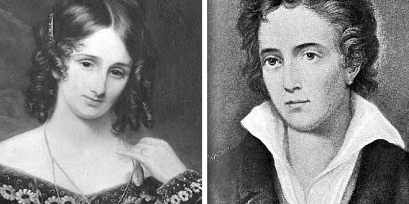 La poesia d'amore di Percy Bysshe Shelley alla moglie Mary