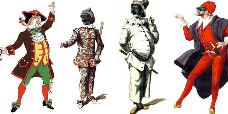 Carnevale quale maschera sei scoprilo con questo test for Maschere di carnevale classiche