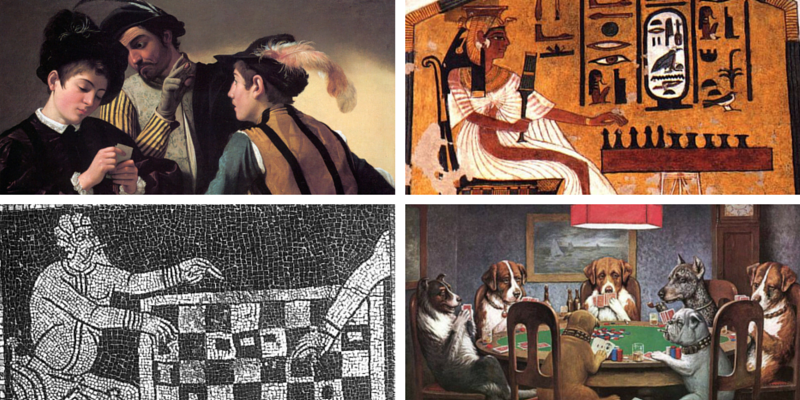 Arte e gioco: un connubio intramontabile che resiste da secoli