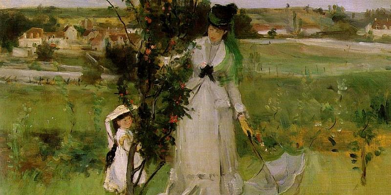 Berthe Morisot, la donna dell'impressionismo