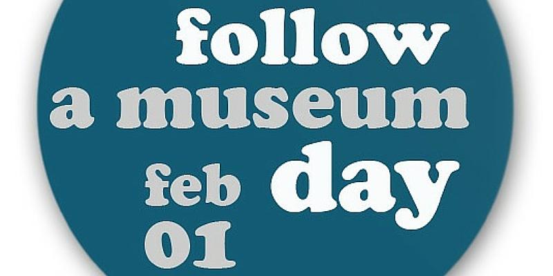 Oggi è il... Follow a museum day!