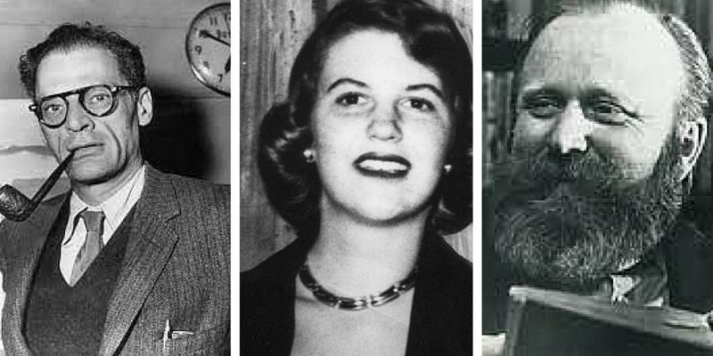 Accadde oggi - 11 Febbraio. Ricorrono gli anniversari di Arthur Miller, Sylvia Plath e Frank Herbert