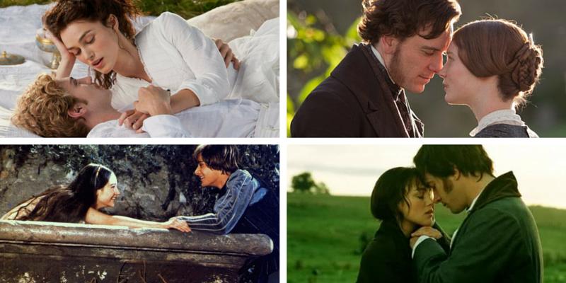 San Valentino, quale tra queste coppie letterarie è la vostra preferita?