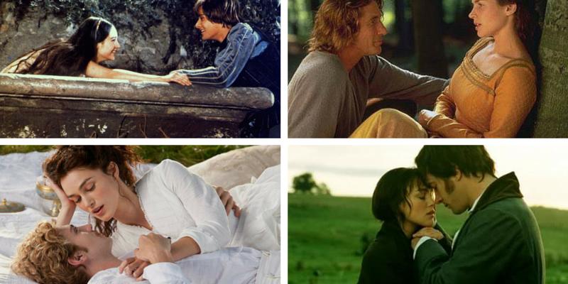 San Valentino, le 10 coppie più famose della letteratura