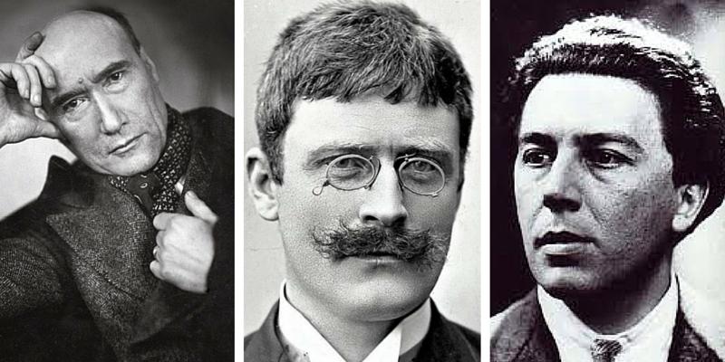 Accadde oggi - 19 febbraio. Ricorrono gli anniversari di André Gide, Knut Hamsun e Breton