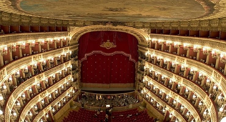 La storia del teatro, dalle origini a oggi.
