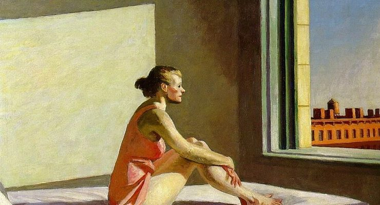 Edward Hopper e la solitudine del mondo