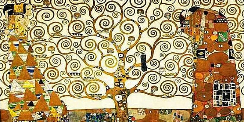 Le 5 opere più famose di Gustave Klimt.