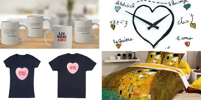 San valentino le idee regalo pi originali per un amante for Libri regalo