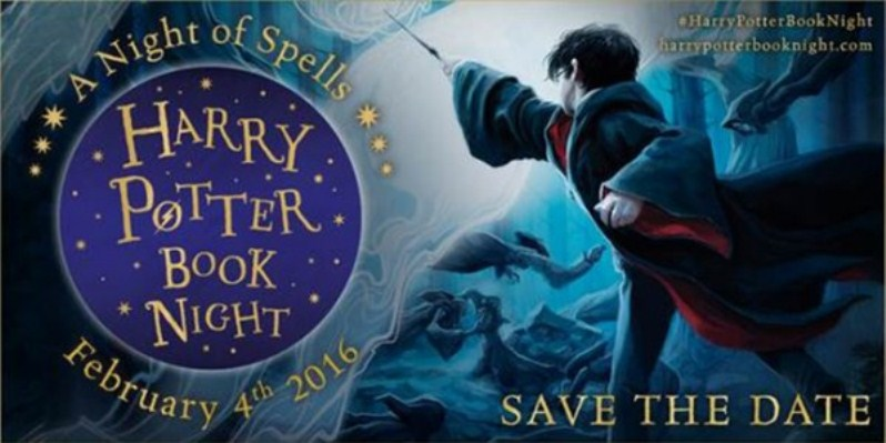 Harry Potter Book Night, una notte di festeggiamenti per tutti i fan della saga
