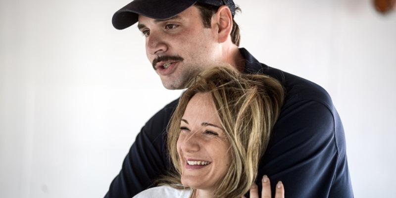 L'amore di Regina e Christopher Catrambone al servizio dei migranti in difficoltà nel Mediterraneo