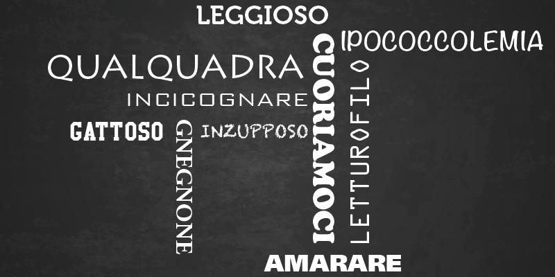 I 10 vocaboli che dovrebbero aggiunti al dizionario secondo voi lettori