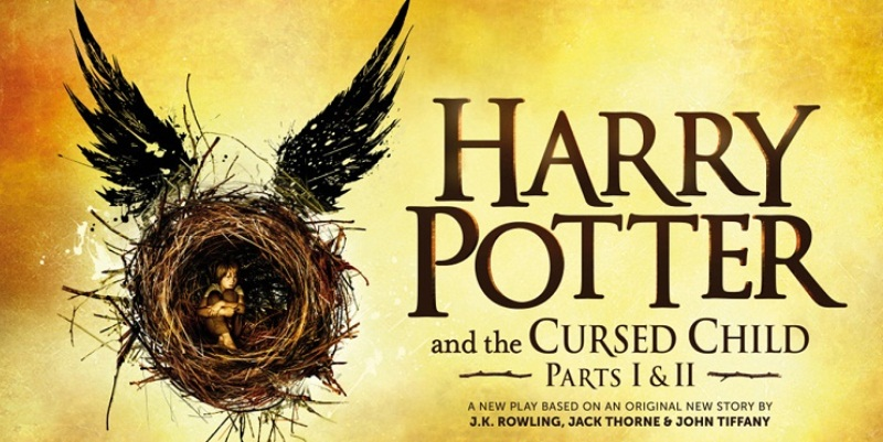 harry potter and the cursed child poster ufficiale